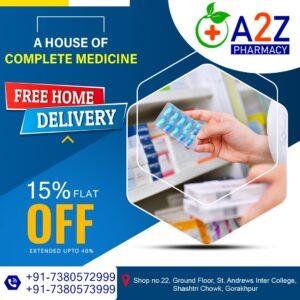 A2Z pharmacy Work by Digixlonline